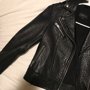 Mackage Rumer Pebble Leather XS